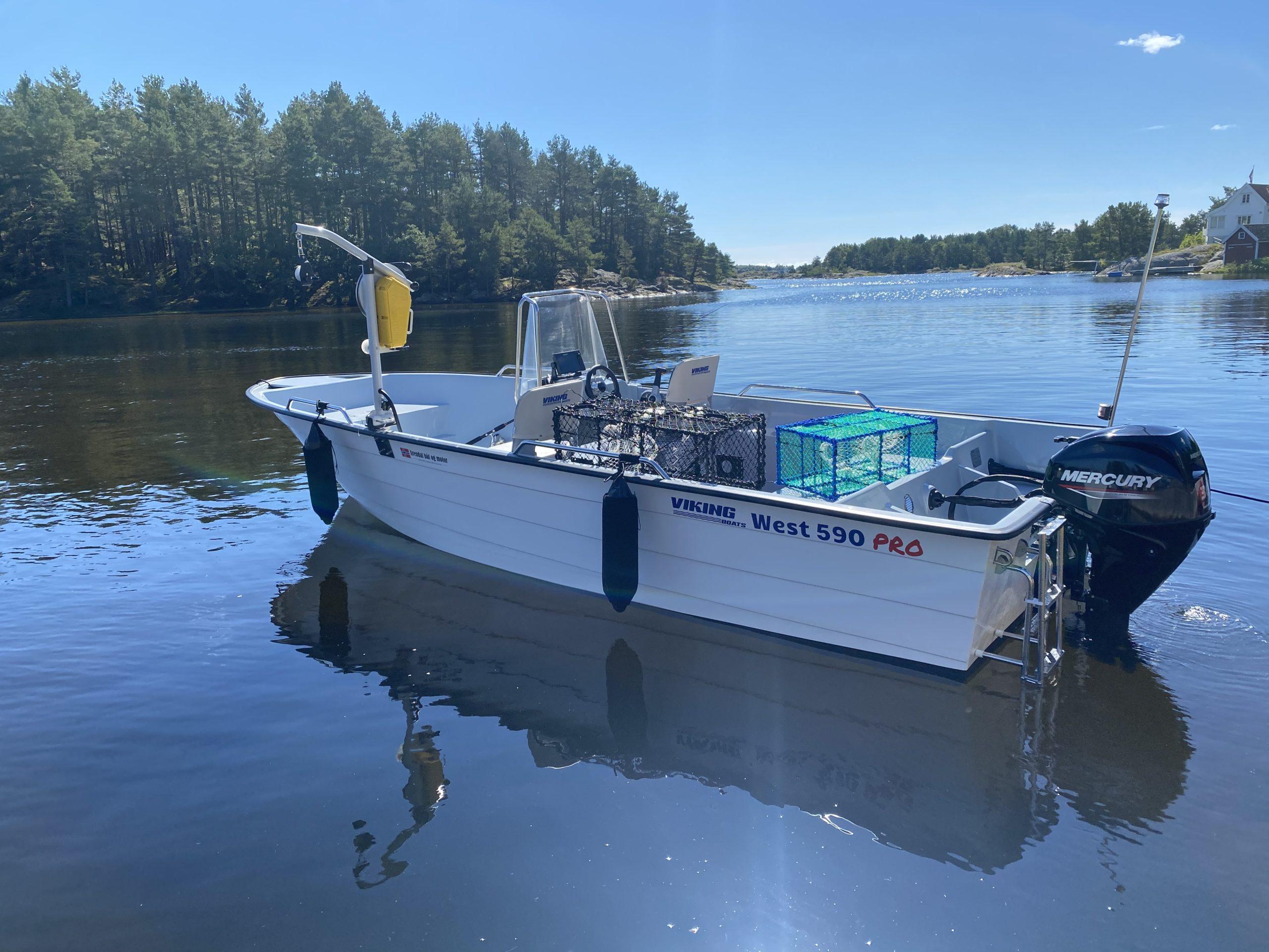 Viking Boats West 590 Pro